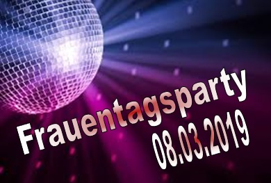 Frauentagsparty 2019