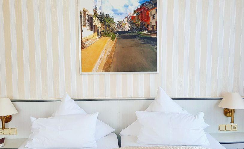 Unser Hotel ist für Gäste auf Dienst- und Geschäftsreise geöffnet!