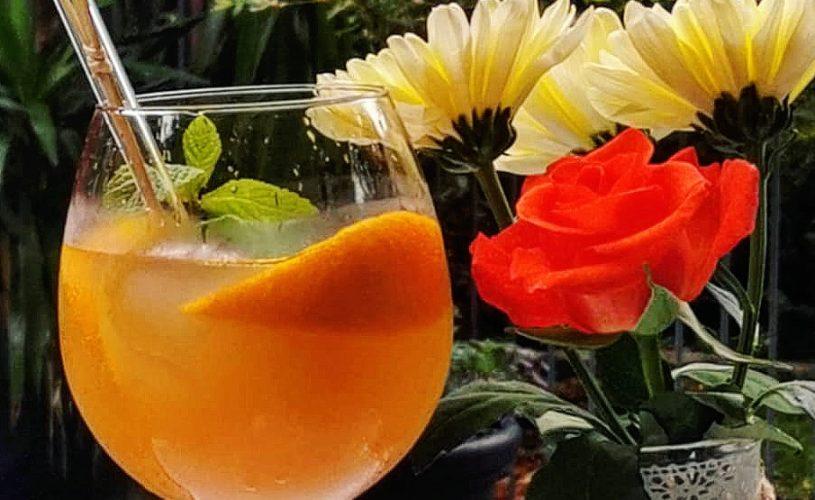 Cocktail des Monats September