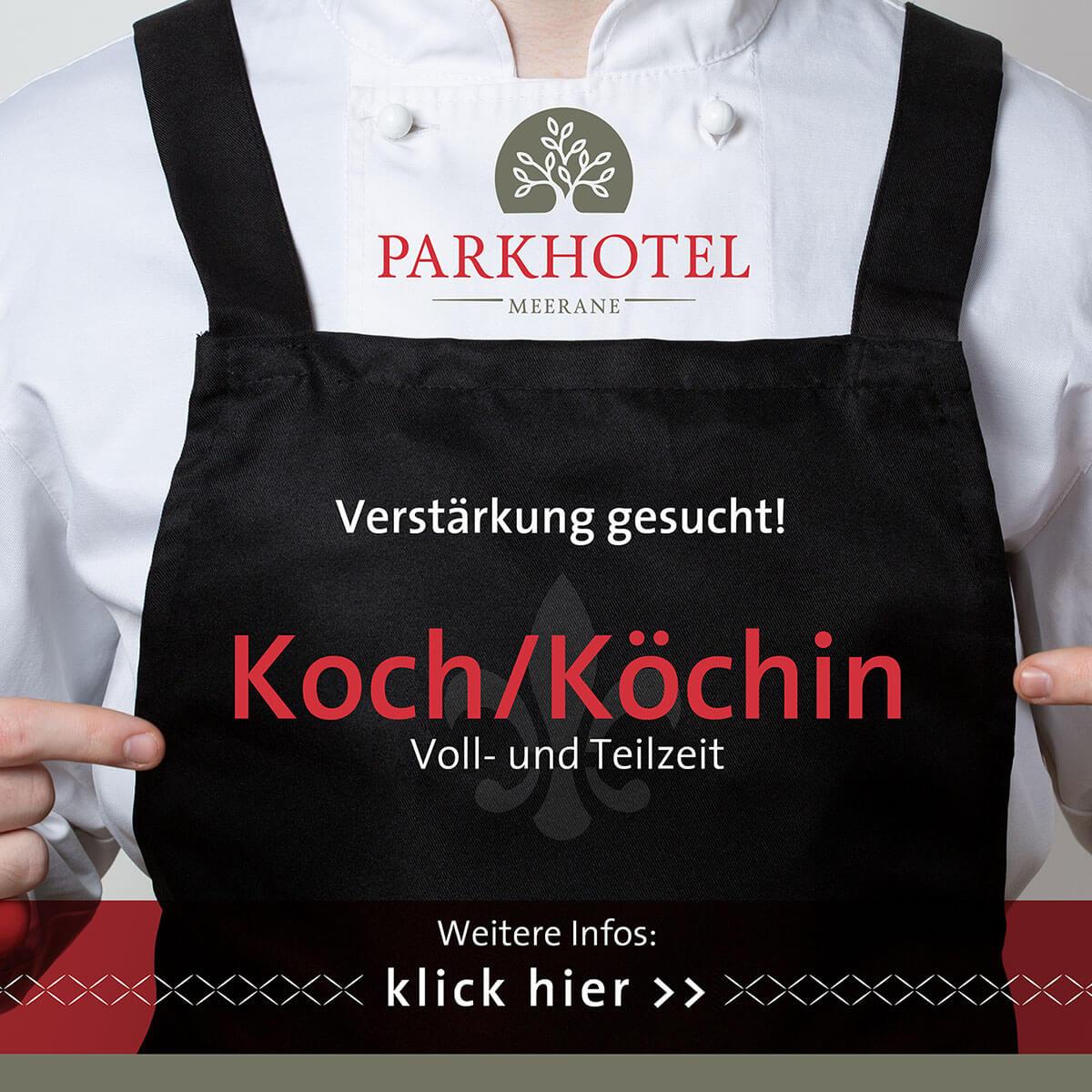 Bild Verstärkung gesucht - Koch/Köchin